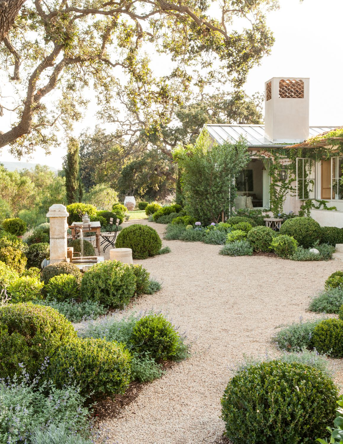 Take Another Look At Gravel Chic Ways To Use It Outdoors Tuscan