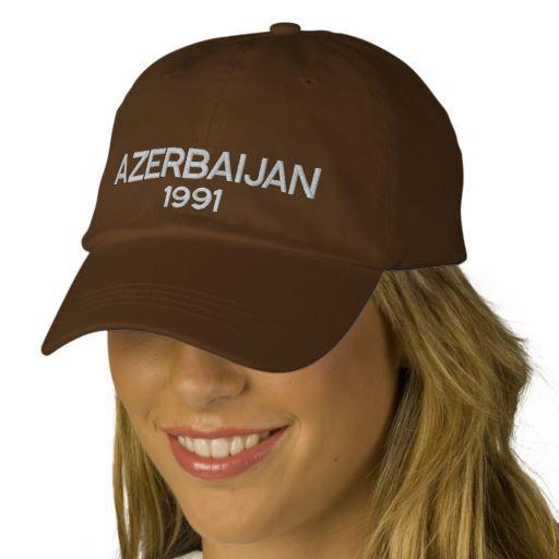 Azerbaijan 1991 Embroidered Hat