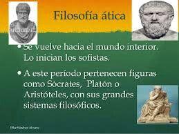 Sócrates Platón Y Aristóteles Vivieron En Esta época Y Su