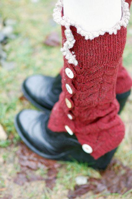 Rejoice legwarmers by Veronika Jobe Free dl