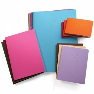 May Giveaway: Clairefontaine Crok' Book Sketchbooks Enter now for your chance to win 1 of 20