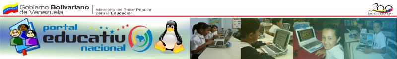Portal educativo nacional Venezuela