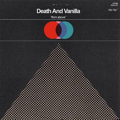 DEATH AND VANILLA - 'FROM ABOVE'