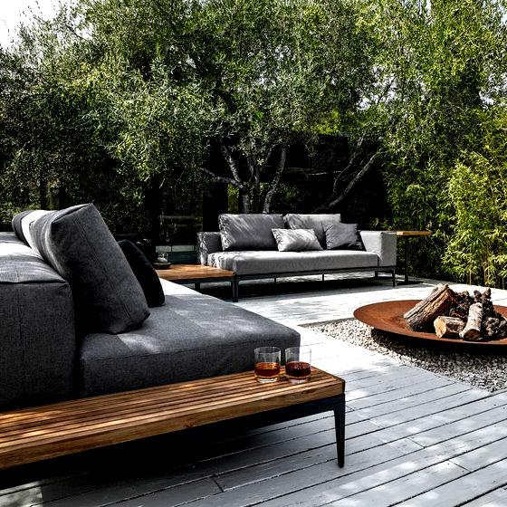 Garten Sitzecke 99 Ideen Wie Sie Ein Outdoor Wohnzimmer Gestalten Raum Im Freien Hintergarten Leben Unter Freiem Himmel