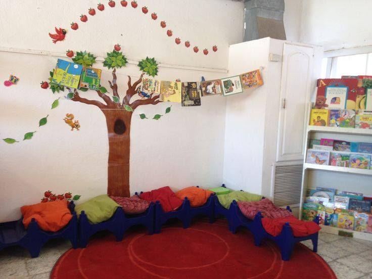 Explorar la colección de un espacio infantil Estilo Favorito De Nuestra Galería - Espació de lectura decorado de forma divertida. Biblioteca ...