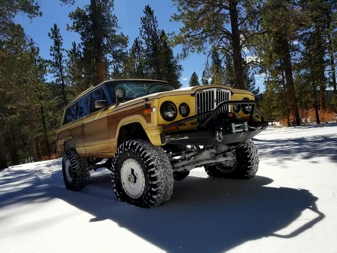 Pin By Rebecca Jurkovich On Jeep Mostly Jeep Wagoneer Jeep