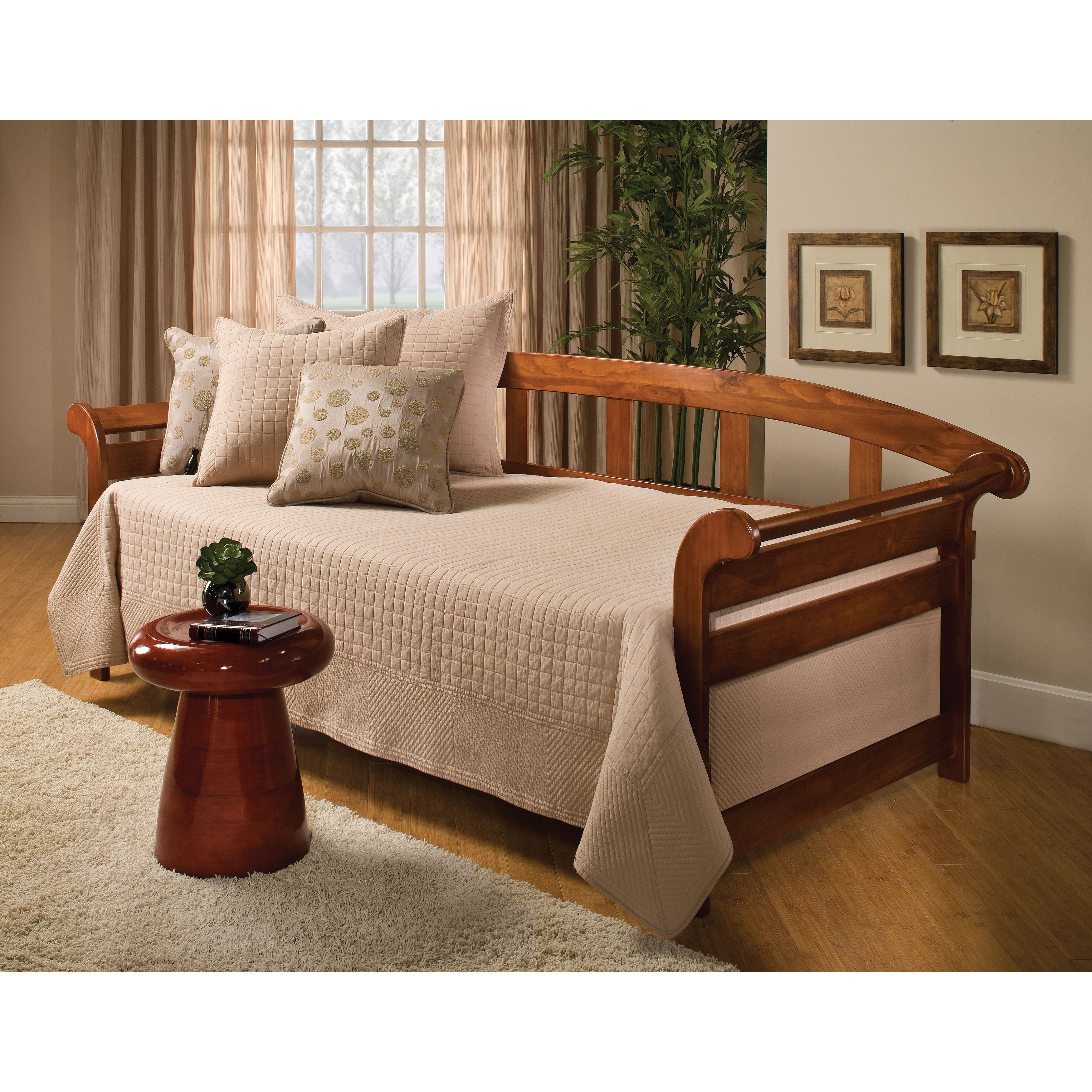 This Jason Daybed Is A Popular Wood Sleigh Bed Features
