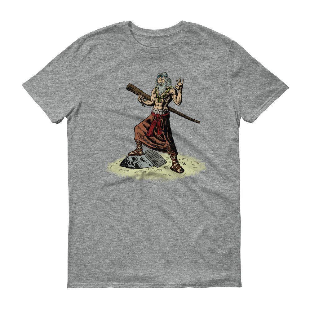 Gangsta Moses Men's T-Shirt