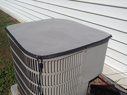 Amazon Price Tracking And History For Outdoor Air Conditioner Covers Premieraccovers Winter Tight Breathable Mesh Top Cover 24x24 Gray B00r509hmu Outdoor Air Conditioner Air Conditioner Cover Air Conditioner Repair