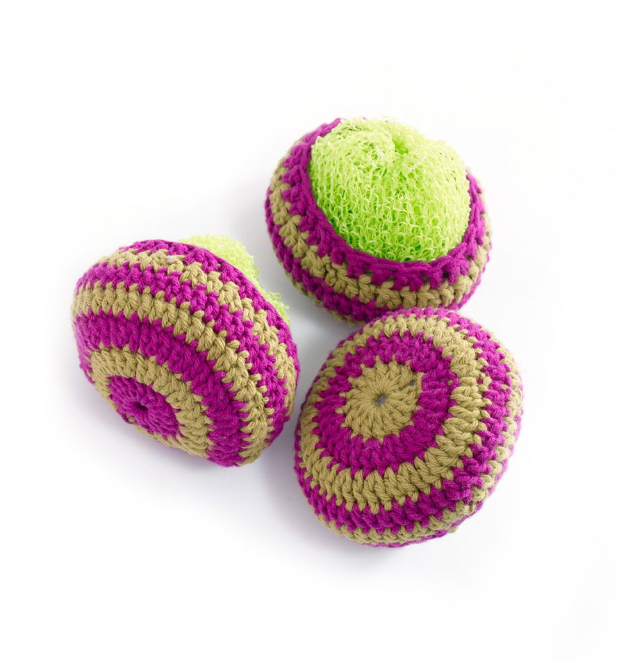 Scrubbies and cloths with scrubbies dish and wash cloth mania rub a dub scrubbies free crochet pattern bankloansurffo Gallery