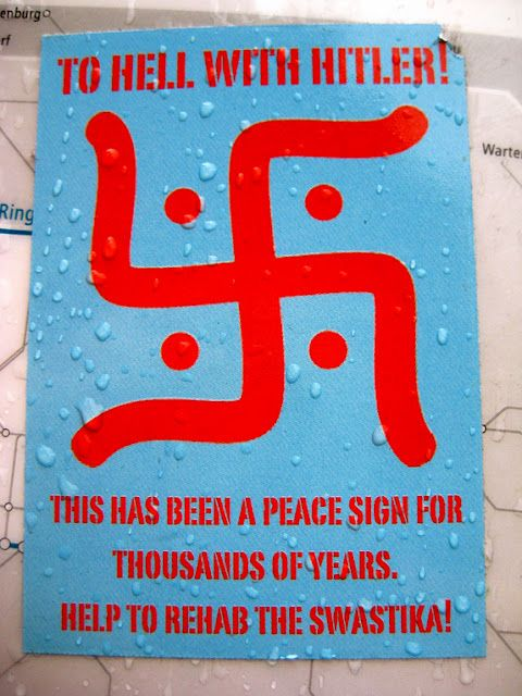 Rehab The Swastika This Is The Power Of Icons And Symbols