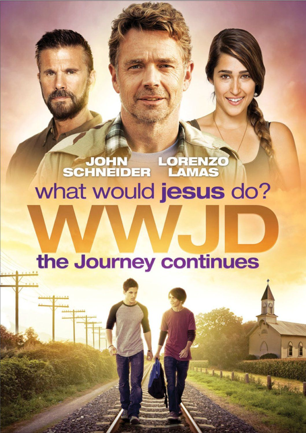 WWJD What Would Jesus Do? The Journey Continues Movie