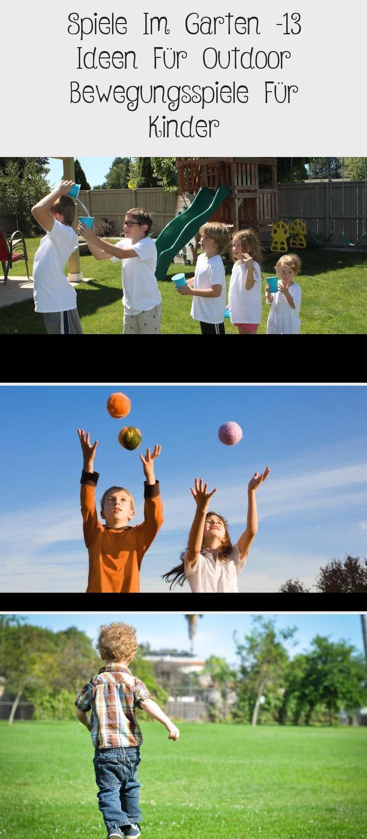 Spiele Im Garten 13 Ideen Für Outdoor Bewegungsspiele Für Kinder Sandkasten Gartengestaltung Games Kinderspielpl In 2020 Spiele Im Garten Spiele Für Kinder Spiele