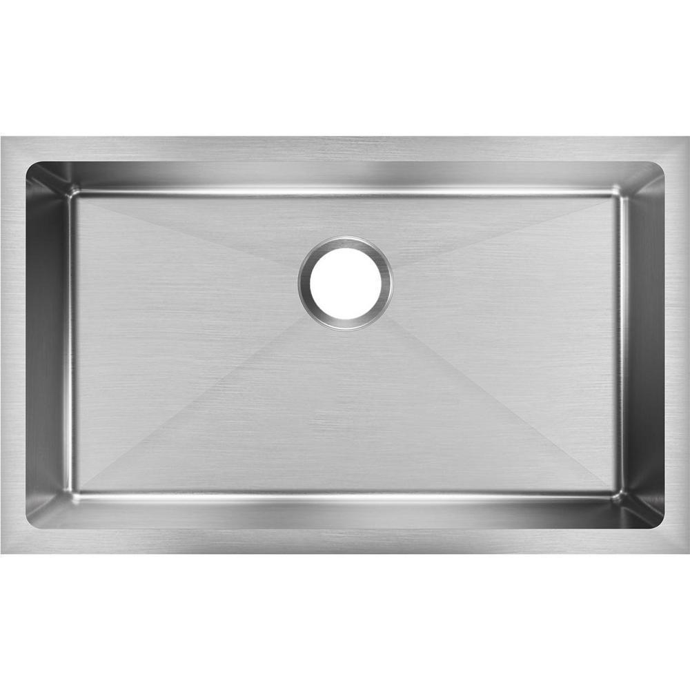 Elkay Undermount Stainless Steel Kitchen Sink