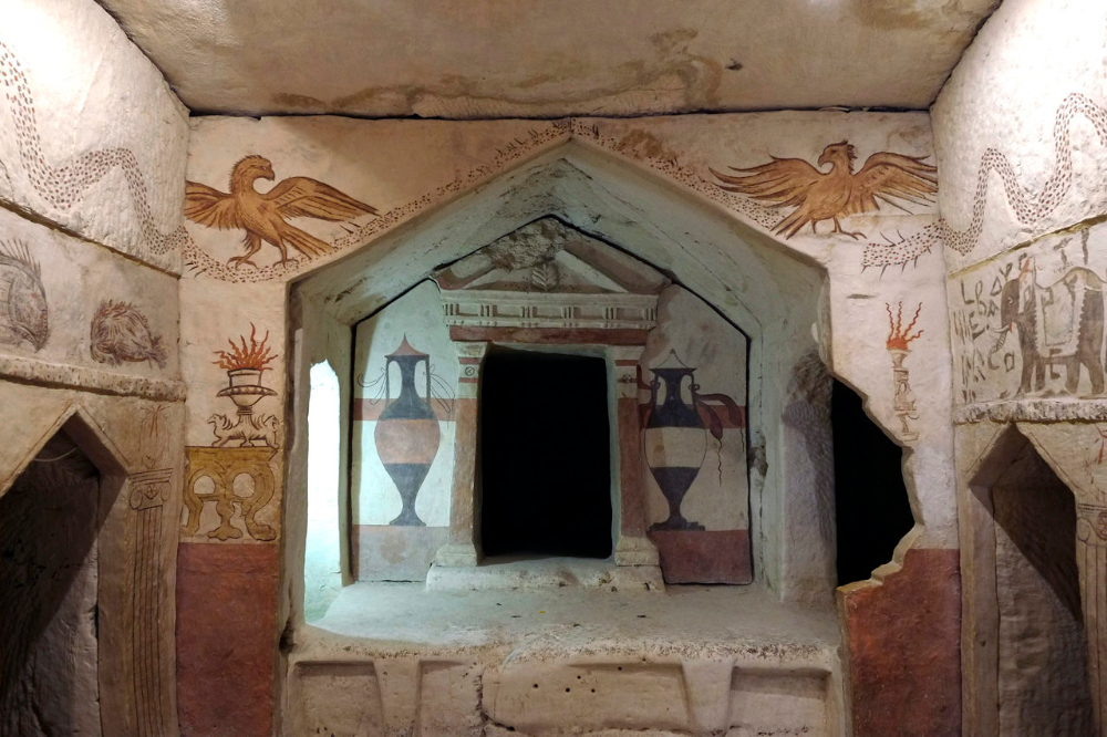 The Strange Afterlife of a Mysterious Tomb Inscription - Atlas Obscura