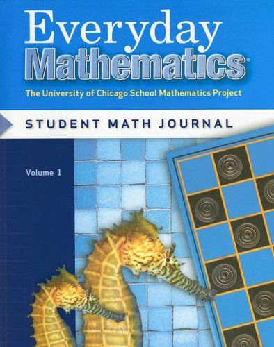 Pin By Rose Hanington On Second Grade Math Everyday Mathematics Everyday Math Math Journals