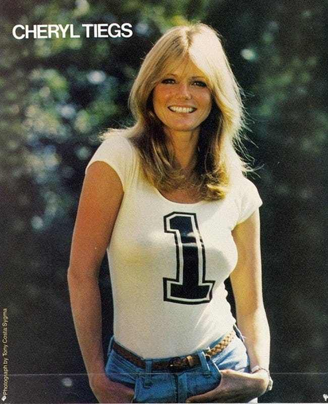 Apologise, but, Photos cheryl tiegs nude final, sorry