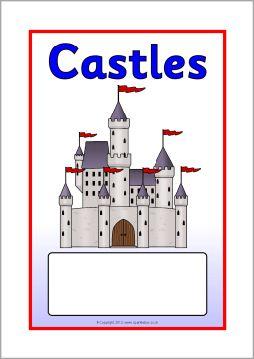 castle activities ks2