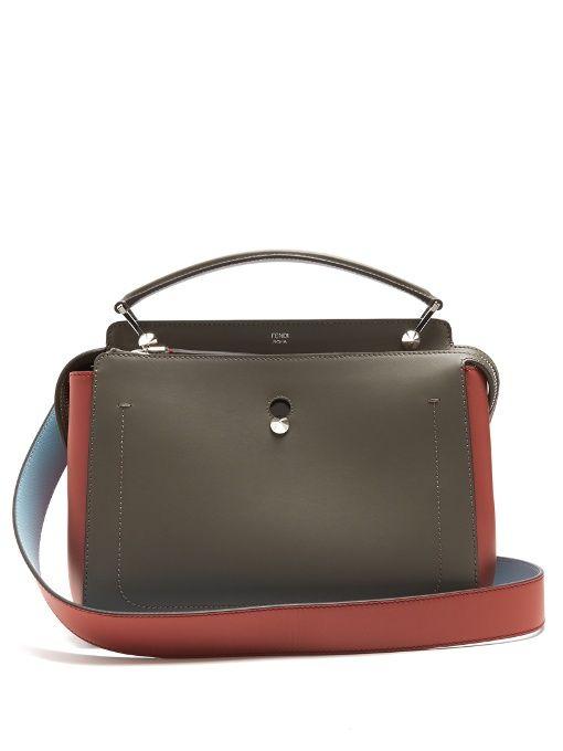 0f1168efbb Fendi Dotcom leather bag | 2018 WINTER HANDBAGS | Fendi, Bags, Best ...
