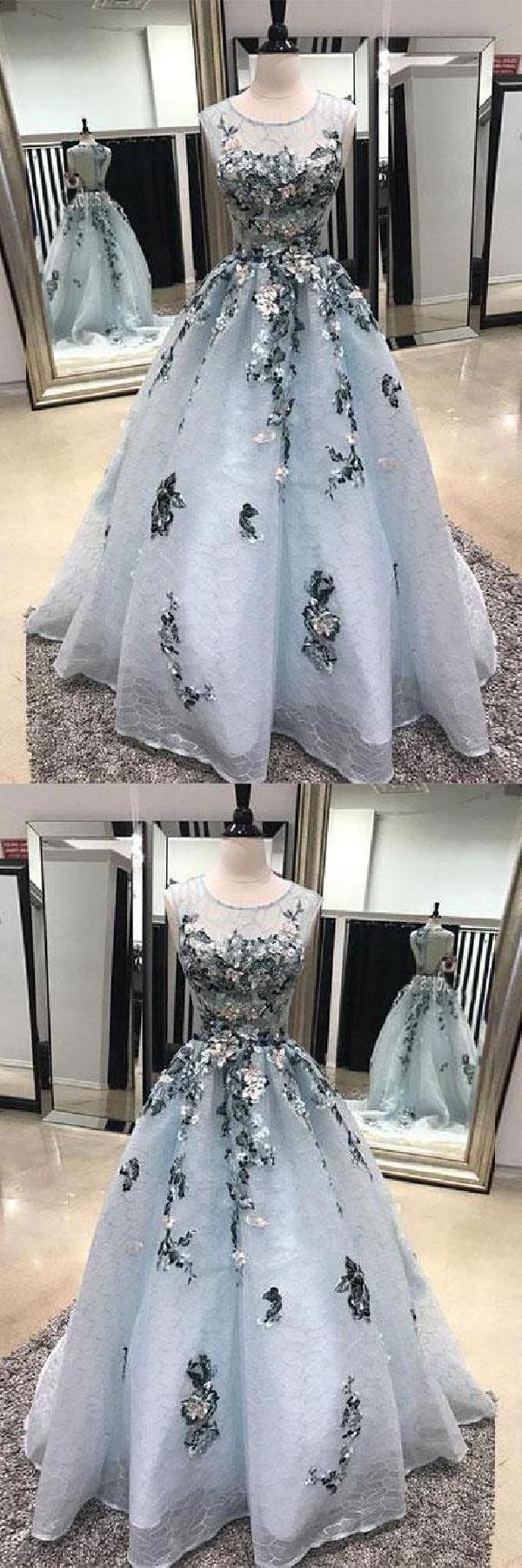 Prom dress long prom dress lace aline prom dress prom dress with