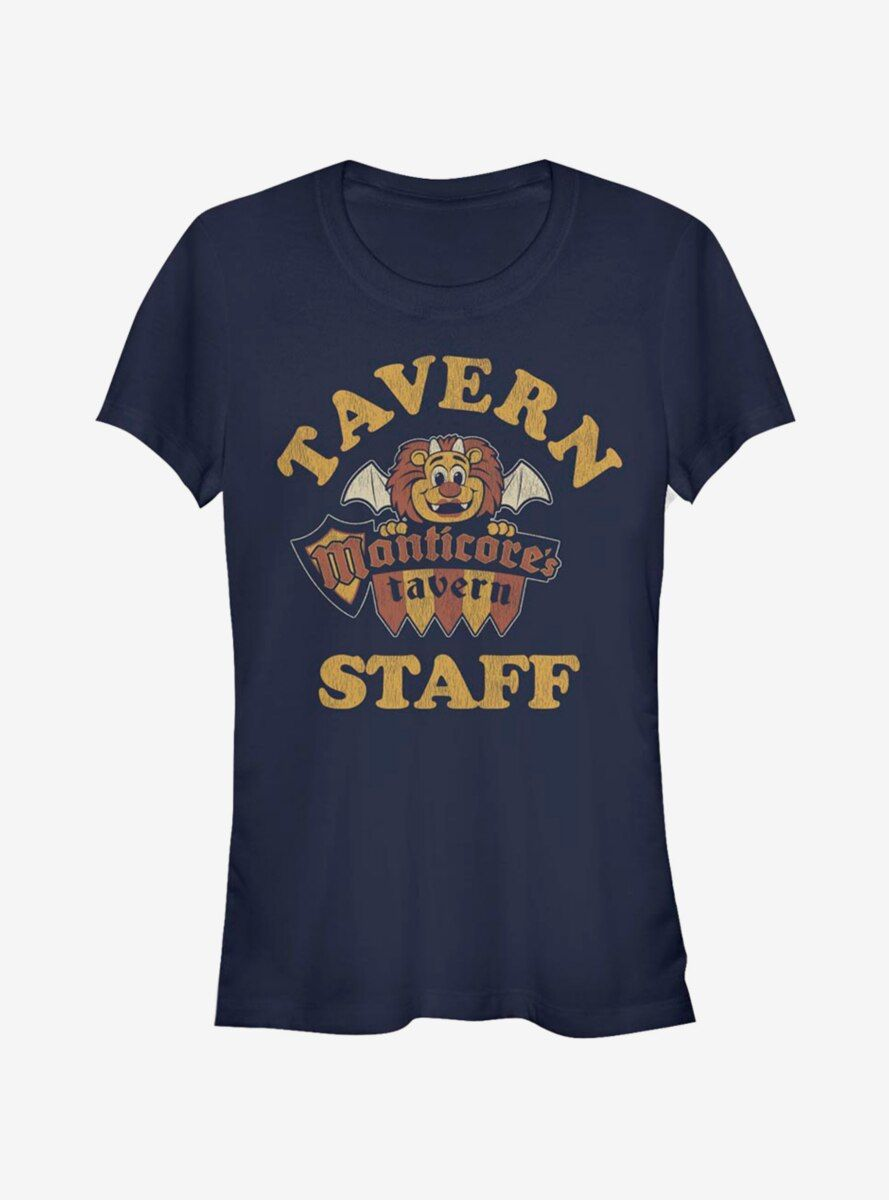 Disney Pixar Onward Tavern Staff Back Girls T-Shirt