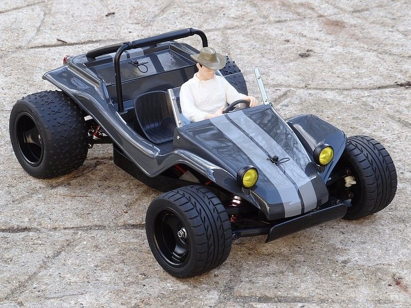 Tamiya Sand Rover 2011 on the DT-02 chassis