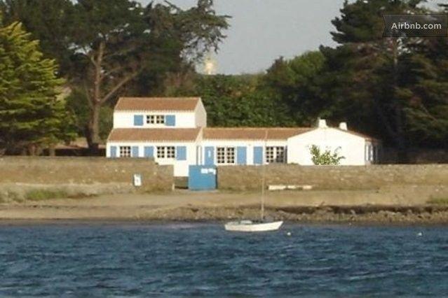 Villa Ile D Yeu Pour 12 Personnes A Ile D Yeu Ile Yeu Vacances De Reve Location Maison Vacances