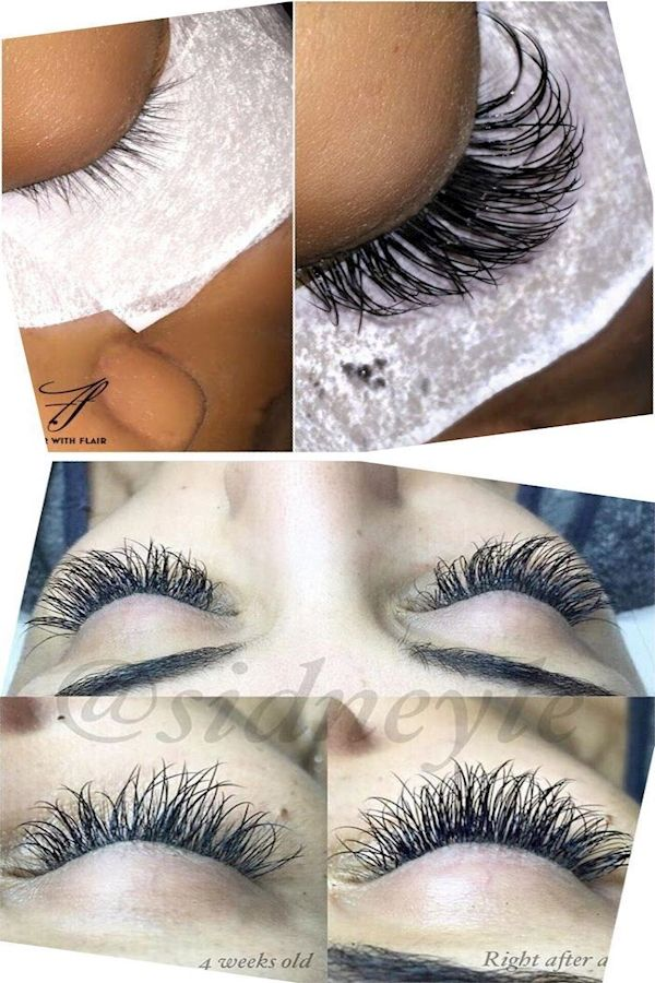 Best Eyelash Extensions Near Me   Mink Eyelash Extensions ...