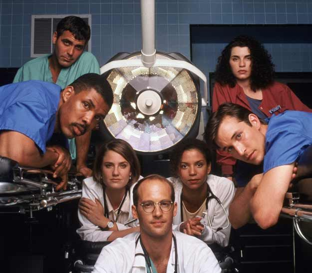 ER, one of the best shows ever...