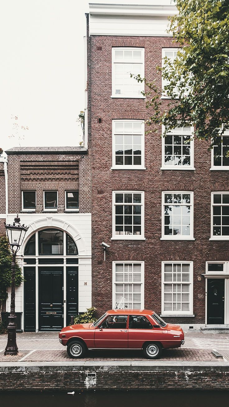 19 iPhone Xs Wallpapers Of The Most Beautiful City: Amsterdam