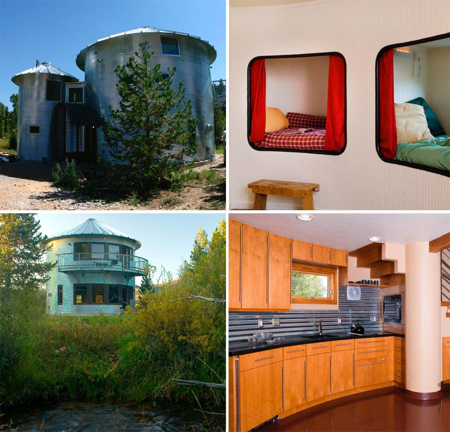 "Utah Home Design Architects: ""Monte-Silo House"", Designed By Gigaplex Architects, Utah"