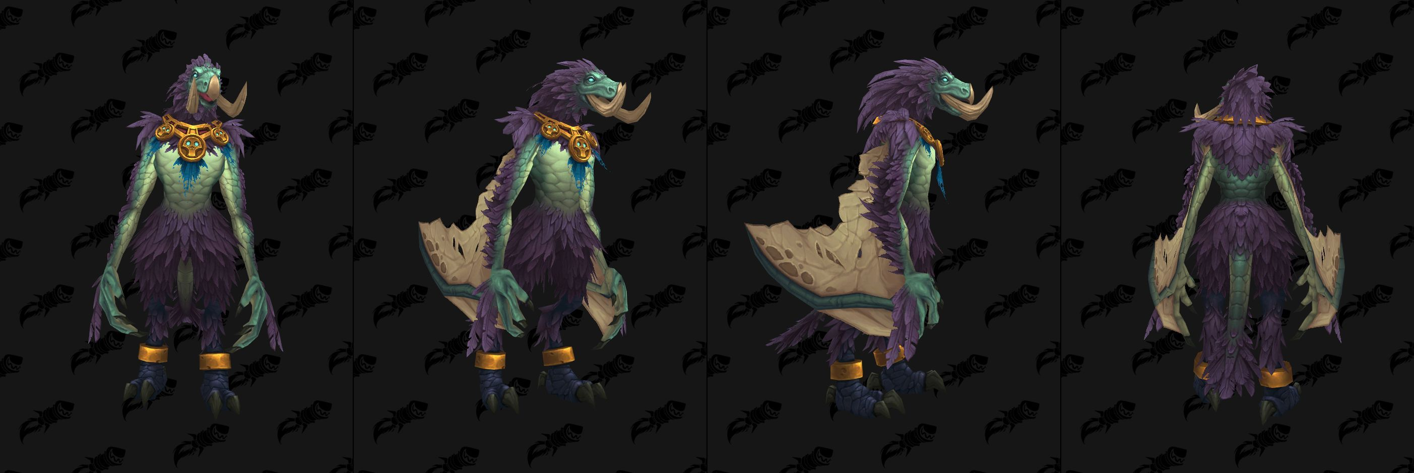 Zandalari troll druid forms moonkin and bear forms wow zandalari troll druid forms moonkin and bear forms nvjuhfo Choice Image