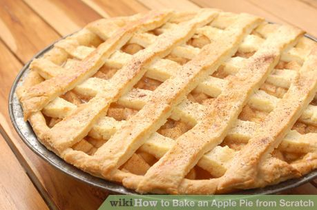 Bake an Apple Pie from Scratch #applepie