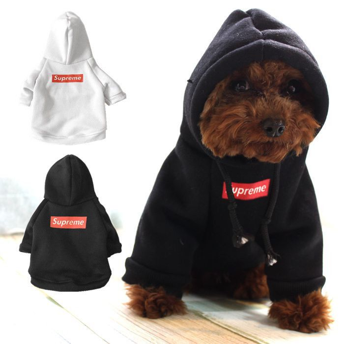 b7edf1045300  14.29 - Fashion Pet Coat Dog Supreme Spring Clothes Puppy Cat Sweater Coat  Clothing  ebay
