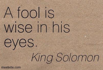Pin By Alicia Miller On Follow Him Solomon Wisdom Wisdom Quotes