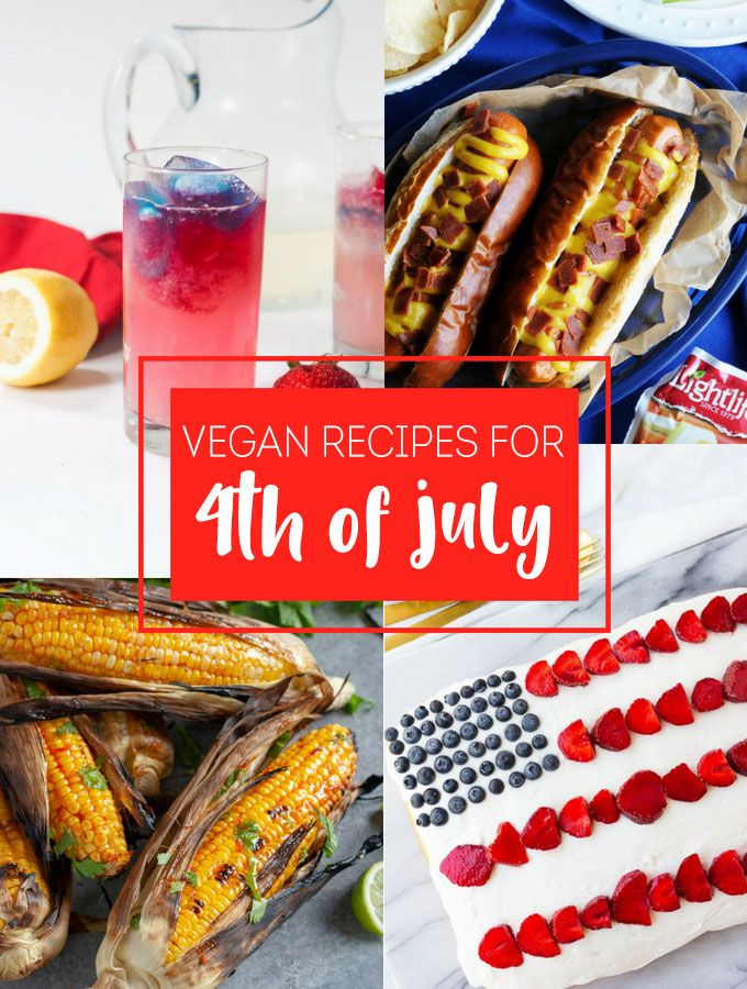 22 Vegan 4th Of July Recipes Savory Chicken Soup
