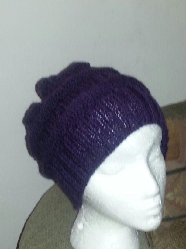 purple slouch love