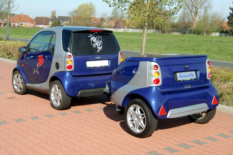 Pin By Terry Perdew On Vehicles And Matching Trailers Smart Car