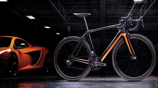 One Of The Relatively Few S Works Mclaren Tarmac Bicycles