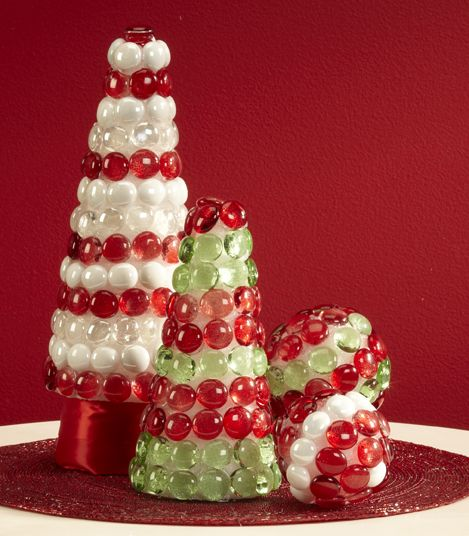 Gem Christmas Trees