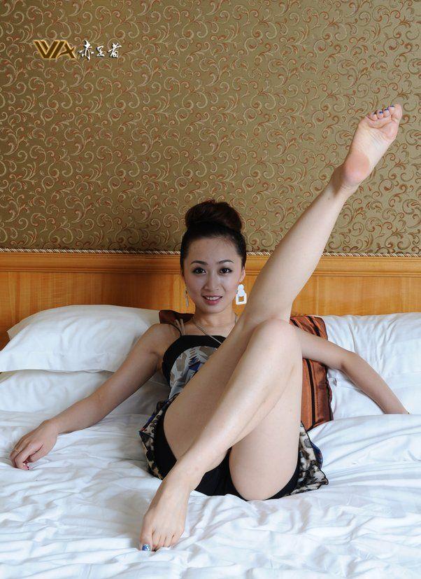 Chinese sexy leg