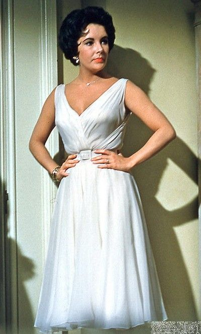 Elizabeth Taylor - Cat on a Hot Tin Roof