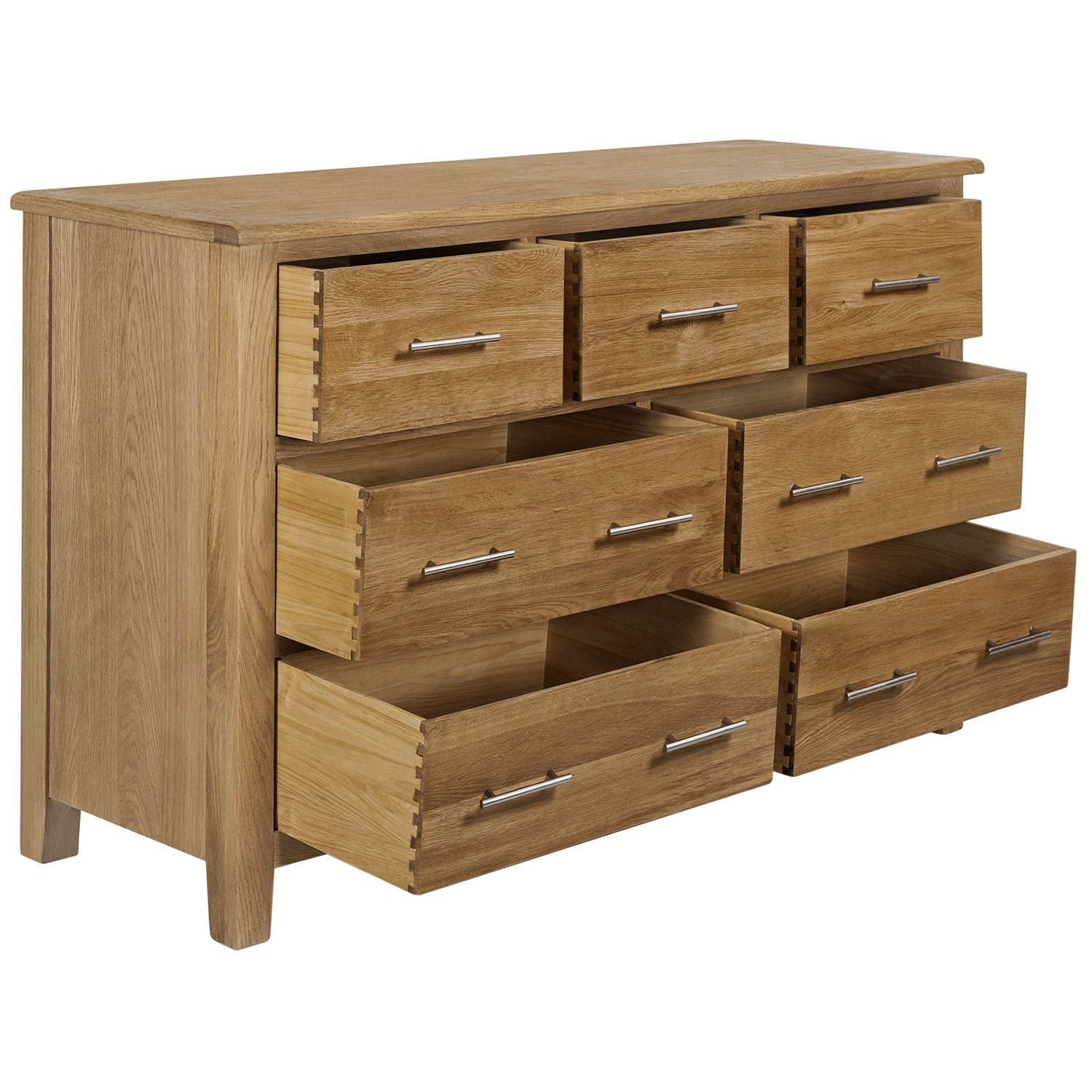 Kansas 3 Over 4 Chest Drawers Furniture, Chest of