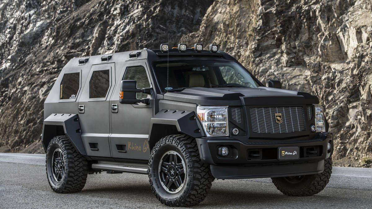 Bulletproof Truck For Sale, Bulletproof Diesel Truck For Sale