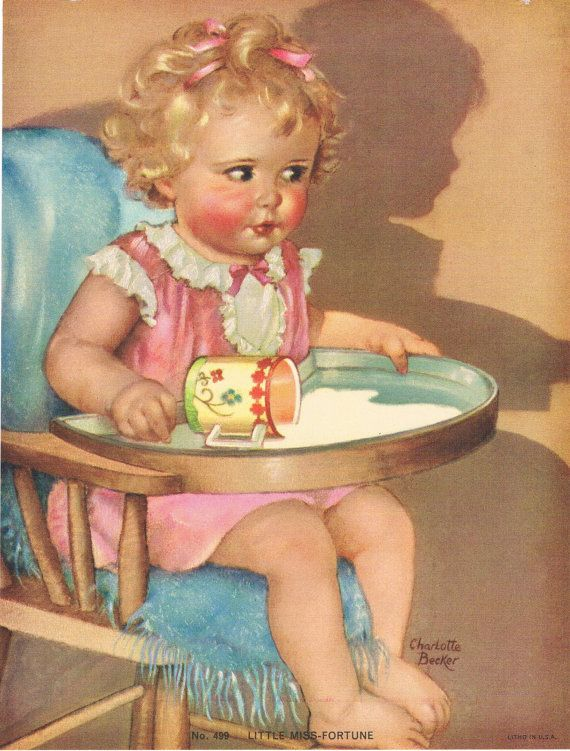 "Charlotte Becker ""Little Miss Fortune"""