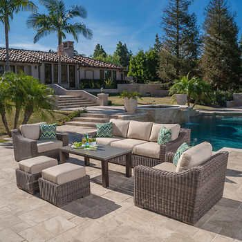 Brandemore 6 Piece Seating Set By Mission Hills