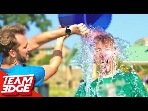 Pong Bucket Dump Challenge!! - YouTube