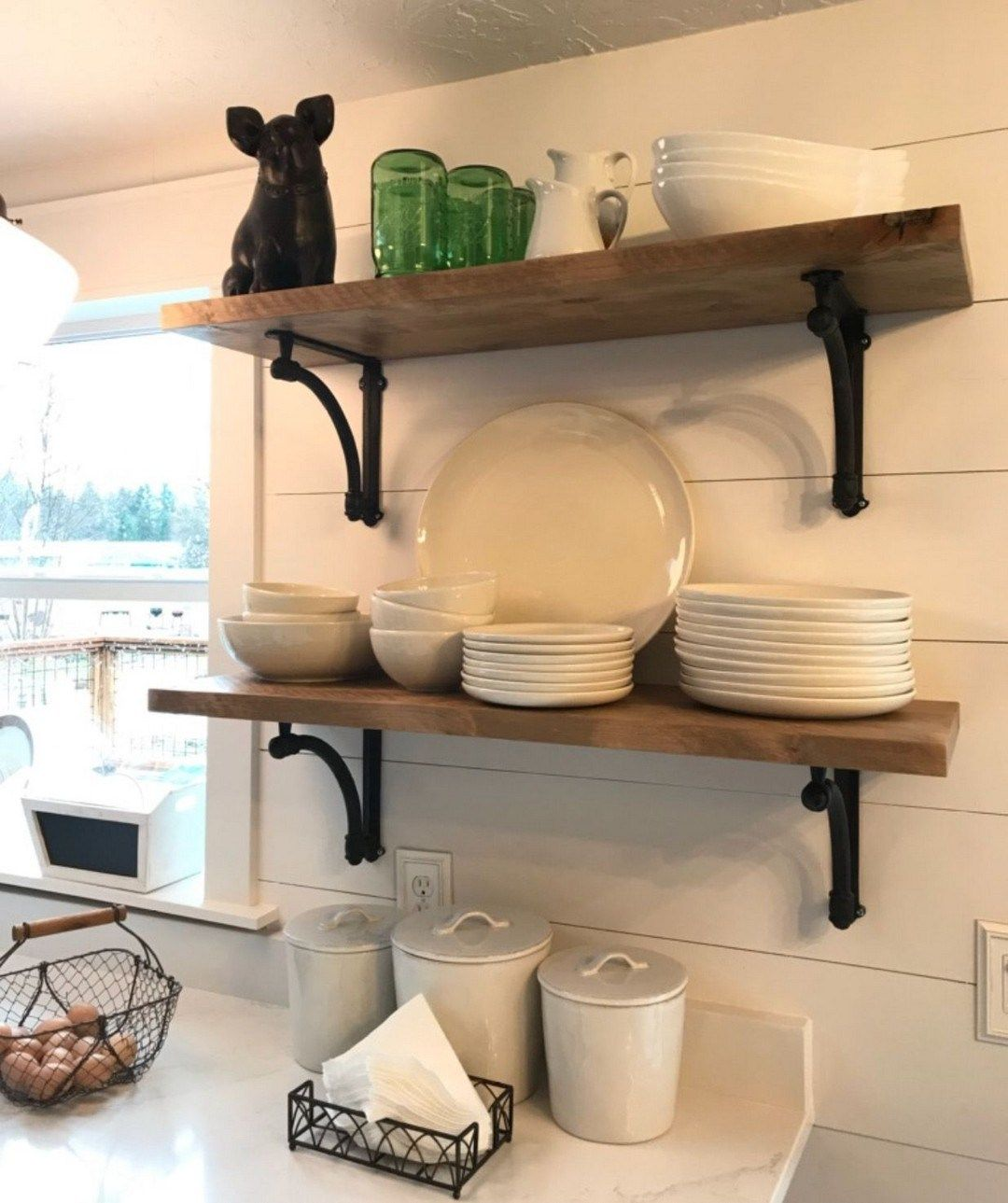 49 Cuisine Live Bord Flottant Etageres 38 Flottant Etageres Sont Incroyablement Pratique Da Floating Shelves Kitchen Floating Shelves Wood Floating Shelves