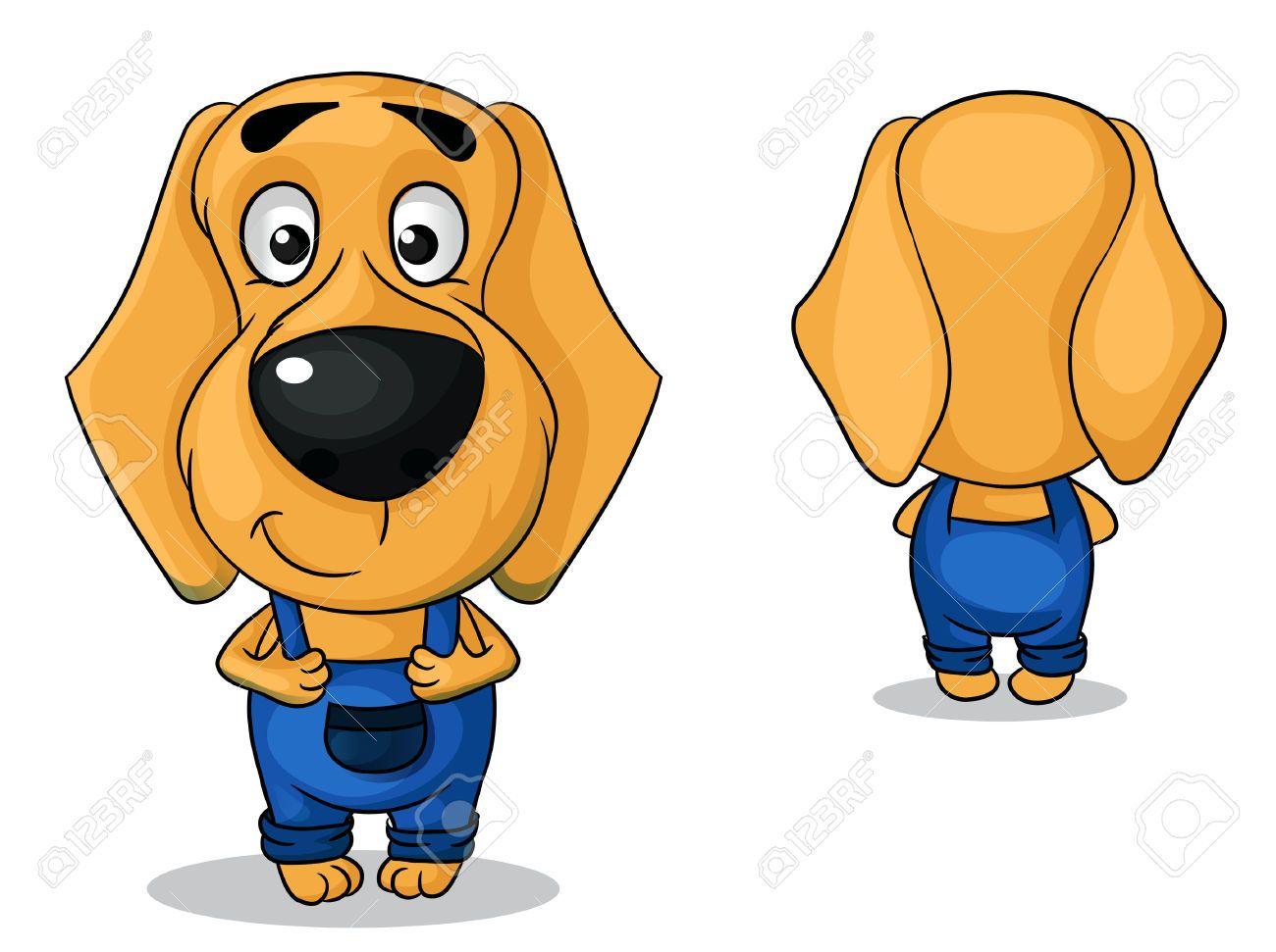 картинки собачек мультяшных