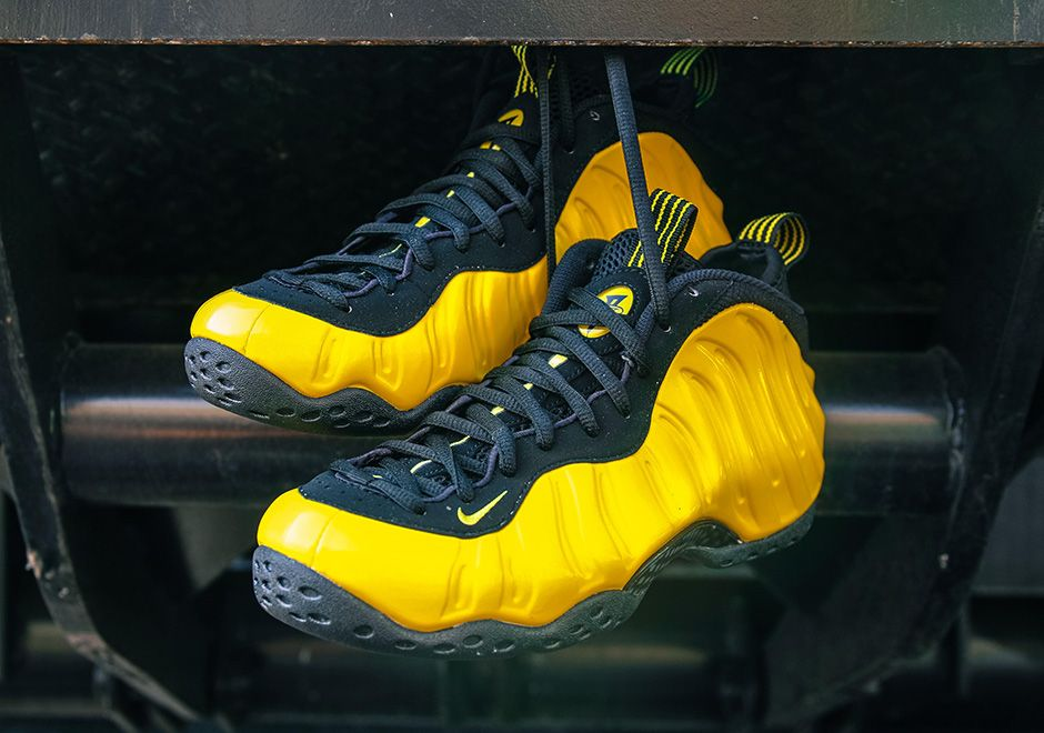 yellow kevin durant shoes real nike foamposites
